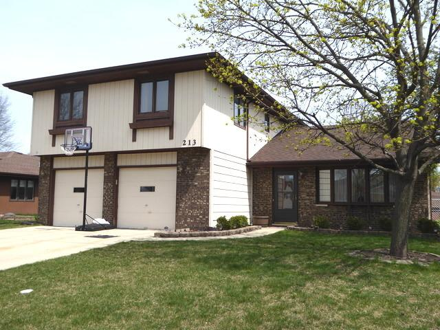 213 S Knollwood Drive, Schaumburg, IL 60193 (MLS #10252041) :: Baz Realty Network | Keller Williams Preferred Realty