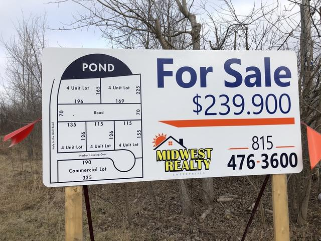 7 lots N Rt 129 & Hole in The Wall Court, Braidwood, IL 60408 (MLS #10252074) :: The Dena Furlow Team - Keller Williams Realty