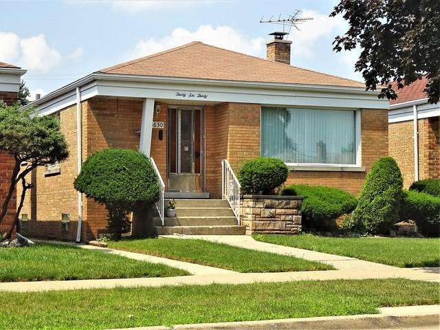 3630 S 61st Court, Cicero, IL 60804 (MLS #10252107) :: The Jacobs Group