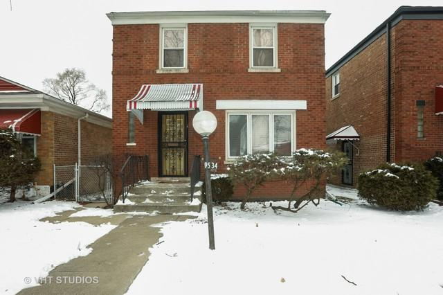 9534 S Forest Avenue, Chicago, IL 60628 (MLS #10252169) :: The Jacobs Group