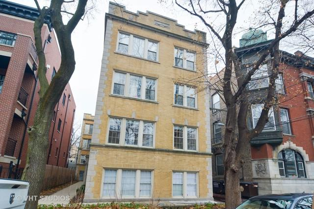 2215 N Bissell Street 2A, Chicago, IL 60614 (MLS #10252251) :: John Lyons Real Estate