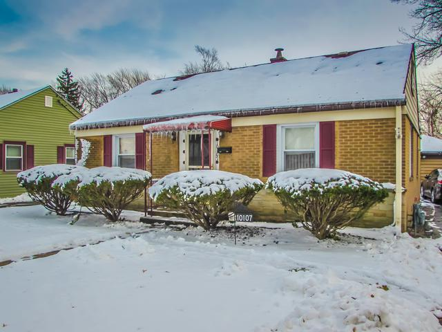 10107 Nevada Avenue, Franklin Park, IL 60131 (MLS #10252292) :: The Jacobs Group