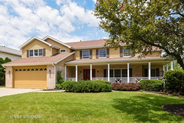 1410 Bradley Court, Downers Grove, IL 60516 (MLS #10252297) :: The Wexler Group at Keller Williams Preferred Realty