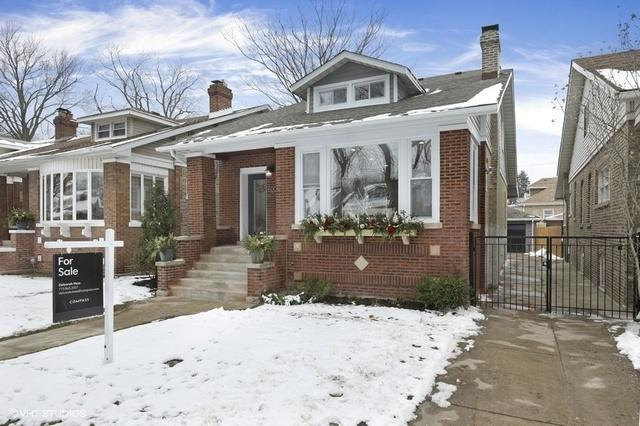 5008 W Wilson Avenue, Chicago, IL 60630 (MLS #10252328) :: The Jacobs Group