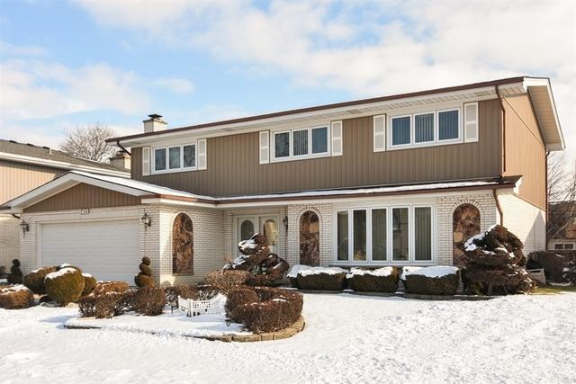 411 S Douglas Avenue, Mount Prospect, IL 60056 (MLS #10252412) :: T2K Properties