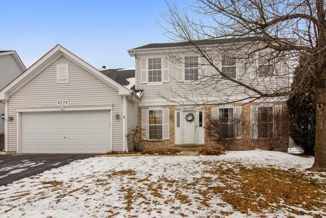 2570 Biltmore Circle, Aurora, IL 60503 (MLS #10252421) :: The Dena Furlow Team - Keller Williams Realty