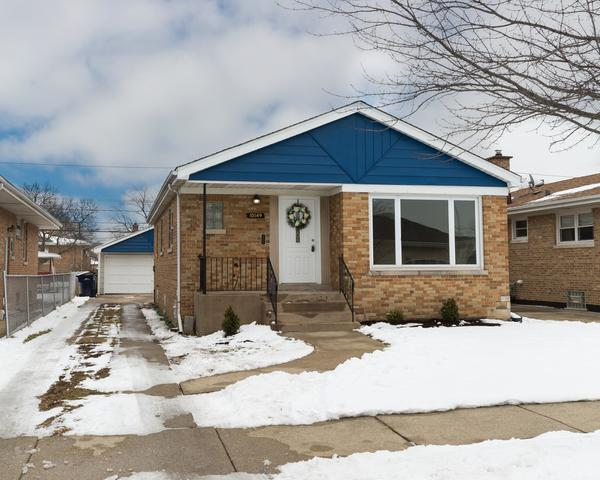 10149 S Albany Avenue, Evergreen Park, IL 60805 (MLS #10252449) :: The Wexler Group at Keller Williams Preferred Realty