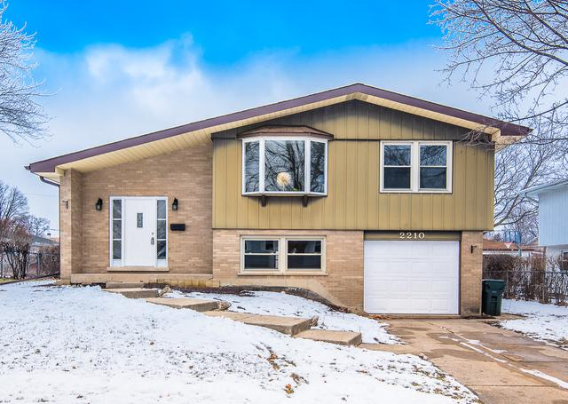 2210 Willow Lane, Rolling Meadows, IL 60008 (MLS #10252456) :: The Wexler Group at Keller Williams Preferred Realty