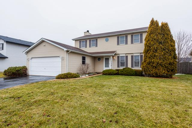 1809 Winger Drive, Plainfield, IL 60586 (MLS #10252482) :: The Dena Furlow Team - Keller Williams Realty