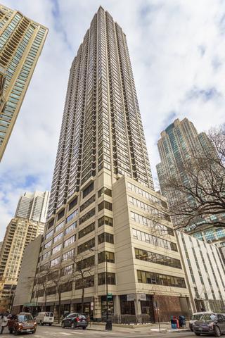 30 E Huron Street #2304, Chicago, IL 60611 (MLS #10252529) :: John Lyons Real Estate