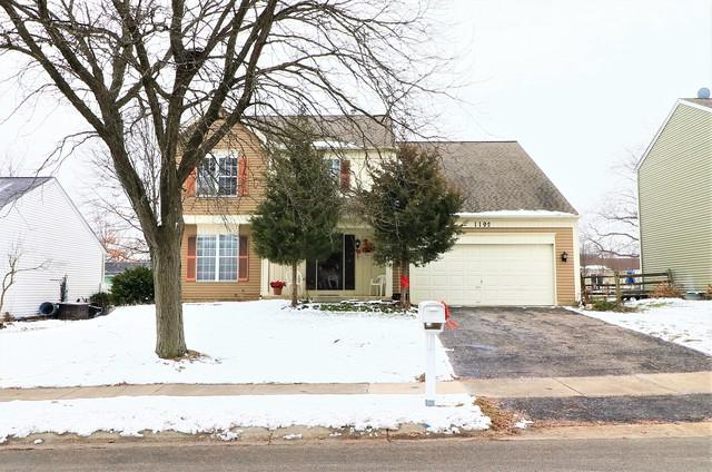 1192 Cactus Trail, Carol Stream, IL 60188 (MLS #10252819) :: The Wexler Group at Keller Williams Preferred Realty