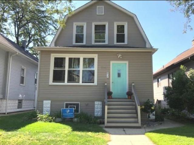 5941 W Leland Avenue #2, Chicago, IL 60630 (MLS #10252860) :: Ani Real Estate