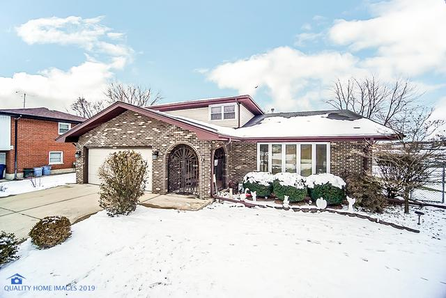 8541 S 83RD Avenue, Hickory Hills, IL 60457 (MLS #10252875) :: The Wexler Group at Keller Williams Preferred Realty