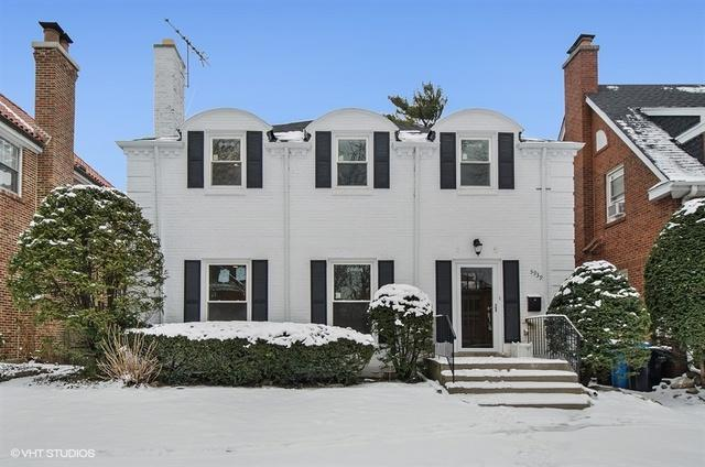 5939 N Forest Glen Avenue, Chicago, IL 60646 (MLS #10252963) :: The Jacobs Group