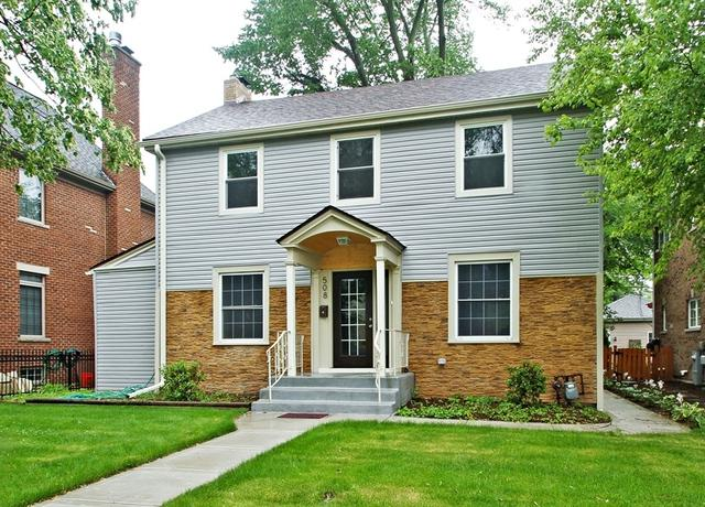 508 S Greenwood Avenue, Park Ridge, IL 60068 (MLS #10252971) :: T2K Properties