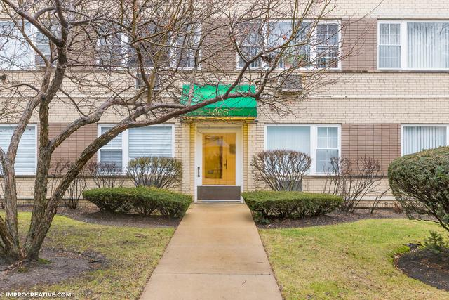 1005 Madison Street #404, Evanston, IL 60202 (MLS #10252988) :: The Wexler Group at Keller Williams Preferred Realty