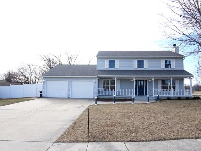 305 Twilight Drive, Morris, IL 60450 (MLS #10253087) :: The Wexler Group at Keller Williams Preferred Realty