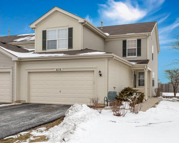610 W Jonathan Drive, Round Lake, IL 60073 (MLS #10253117) :: The Wexler Group at Keller Williams Preferred Realty
