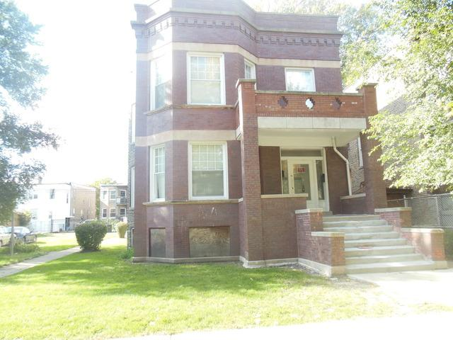 7812 S Peoria Street, Chicago, IL 60620 (MLS #10253138) :: Helen Oliveri Real Estate