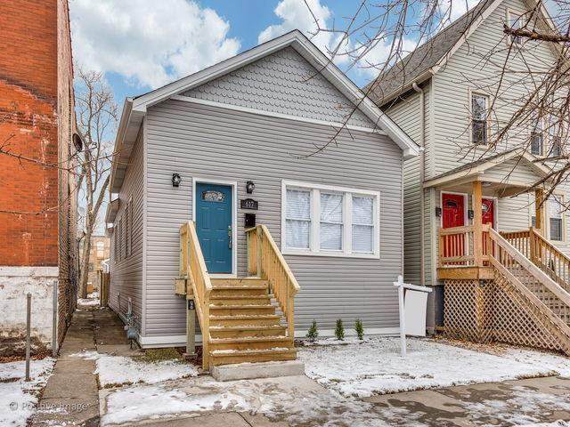 617 N Waller Avenue, Chicago, IL 60644 (MLS #10253168) :: The Jacobs Group