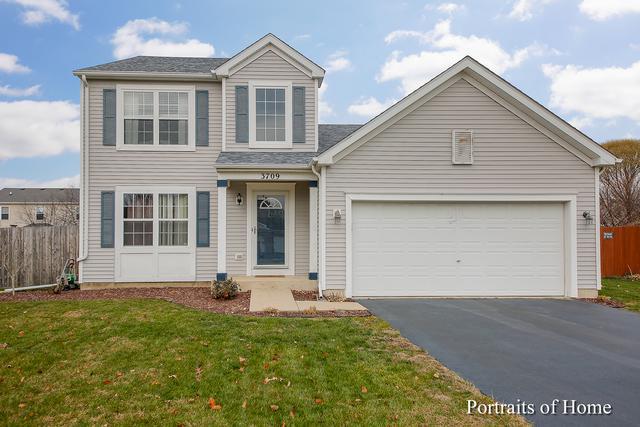 3709 Saratoga Drive, Joliet, IL 60435 (MLS #10253263) :: The Dena Furlow Team - Keller Williams Realty