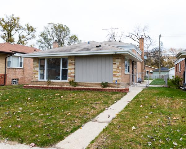 14641 Kimbark Avenue, Dolton, IL 60419 (MLS #10253272) :: The Wexler Group at Keller Williams Preferred Realty