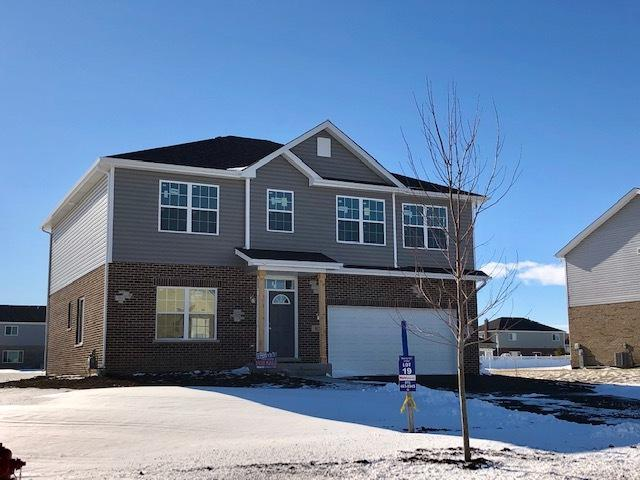 802 Stacey Drive, New Lenox, IL 60451 (MLS #10253289) :: Baz Realty Network | Keller Williams Preferred Realty