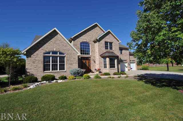 6 Windsong Way, Bloomington, IL 61704 (MLS #10253313) :: Janet Jurich Realty Group
