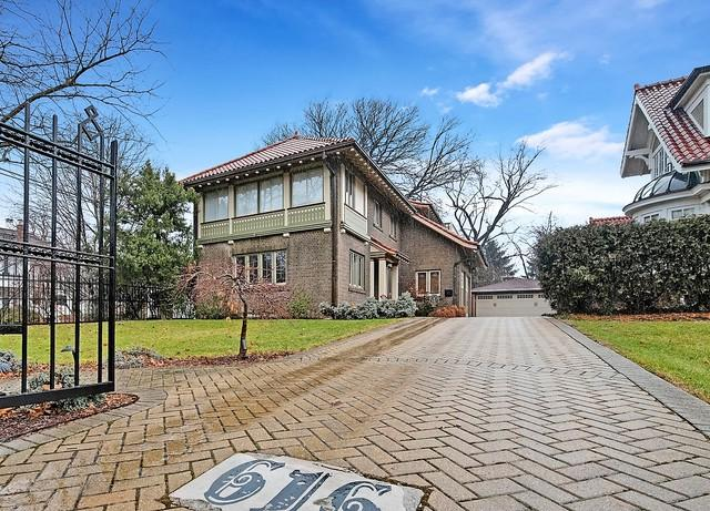 616 Iowa Street, Oak Park, IL 60302 (MLS #10253344) :: The Wexler Group at Keller Williams Preferred Realty