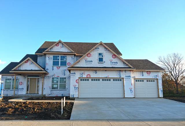 501 Lake Falls Boulevard, Savoy, IL 61874 (MLS #10253348) :: Ryan Dallas Real Estate