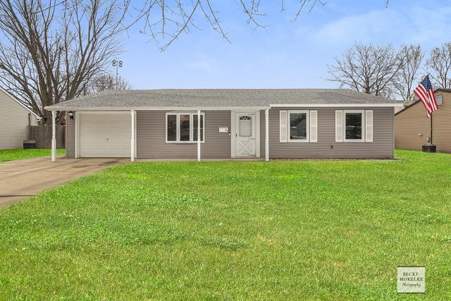49 Springdale Road, Montgomery, IL 60538 (MLS #10253397) :: Baz Realty Network | Keller Williams Preferred Realty
