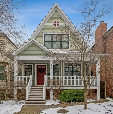 4222 N Wolcott Avenue, Chicago, IL 60613 (MLS #10253405) :: The Wexler Group at Keller Williams Preferred Realty