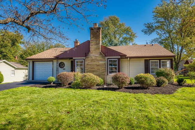 1221 S Naperville Road, Wheaton, IL 60189 (MLS #10253443) :: The Wexler Group at Keller Williams Preferred Realty