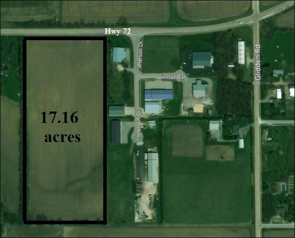 17 Acres State Hwy 72, Kingston, IL 60145 (MLS #10253467) :: The Wexler Group at Keller Williams Preferred Realty