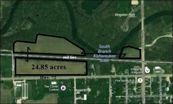 24 Acres State Hwy 72, Kingston, IL 60145 (MLS #10253468) :: Baz Realty Network | Keller Williams Preferred Realty