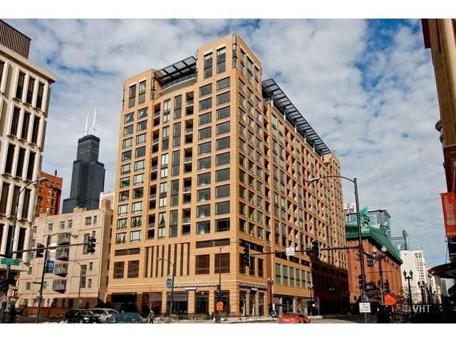 520 S State Street #1101, Chicago, IL 60605 (MLS #10253591) :: Baz Realty Network   Keller Williams Preferred Realty