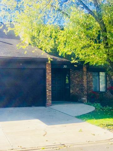 30 Creekside Circle B, Elgin, IL 60123 (MLS #10253610) :: Baz Realty Network | Keller Williams Preferred Realty