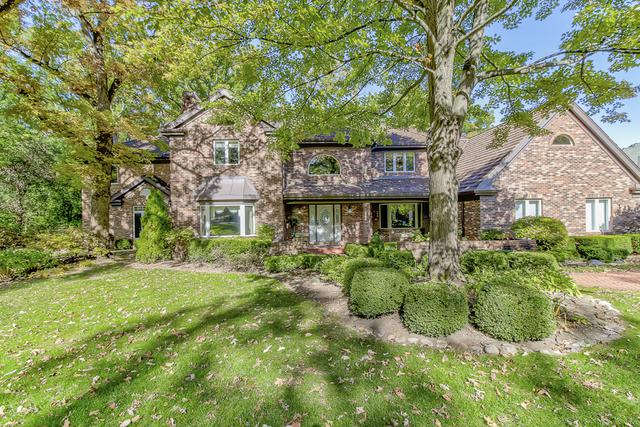 3110 Heritage Oaks Lane, Oak Brook, IL 60523 (MLS #10253613) :: Helen Oliveri Real Estate