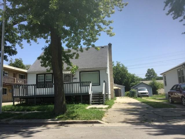 13821 S La Salle Street, Riverdale, IL 60827 (MLS #10253642) :: The Wexler Group at Keller Williams Preferred Realty