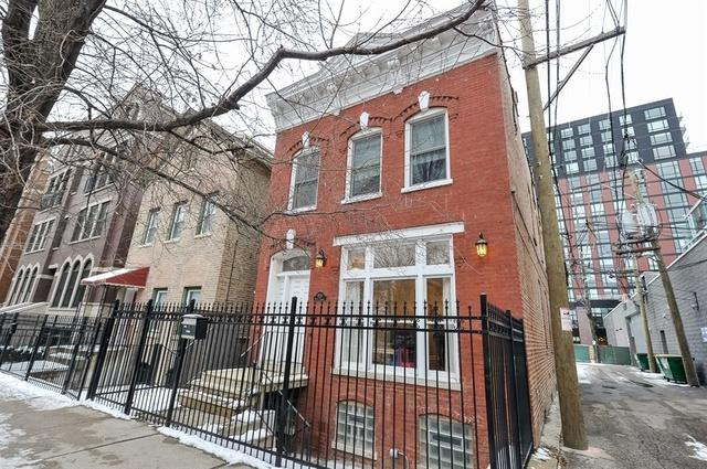 1213 N Paulina Street, Chicago, IL 60622 (MLS #10253687) :: The Wexler Group at Keller Williams Preferred Realty
