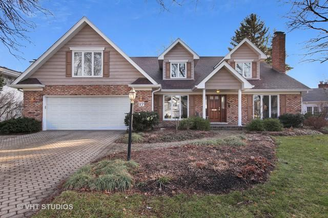 27 Sharron Court, Hinsdale, IL 60521 (MLS #10253713) :: The Wexler Group at Keller Williams Preferred Realty