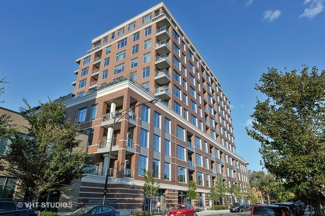 540 W Webster Avenue #608, Chicago, IL 60614 (MLS #10253733) :: The Wexler Group at Keller Williams Preferred Realty
