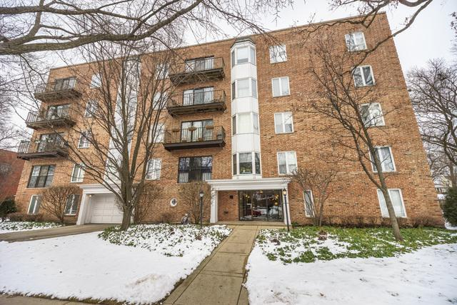 2501 Central Street 5A, Evanston, IL 60201 (MLS #10253738) :: The Wexler Group at Keller Williams Preferred Realty