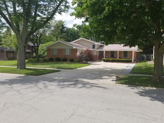 4326 Oakwood Lane, Matteson, IL 60443 (MLS #10253813) :: The Wexler Group at Keller Williams Preferred Realty