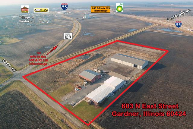 603 East Street, Gardner, IL 60424 (MLS #10253854) :: The Dena Furlow Team - Keller Williams Realty