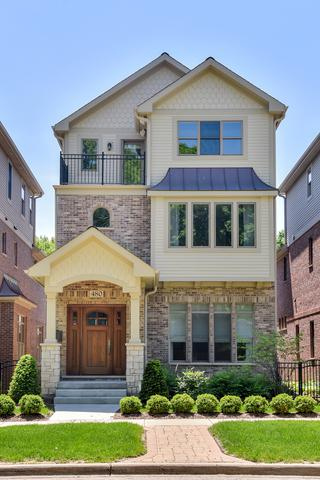 480 W Seminary Avenue, Wheaton, IL 60187 (MLS #10253938) :: The Wexler Group at Keller Williams Preferred Realty