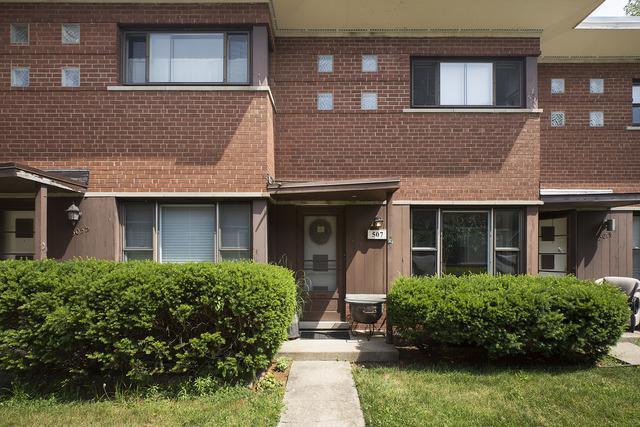 507 Ridge Road, Wilmette, IL 60091 (MLS #10253992) :: Ryan Dallas Real Estate