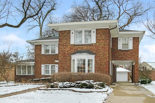 538 Monroe Avenue, River Forest, IL 60305 (MLS #10254184) :: The Wexler Group at Keller Williams Preferred Realty