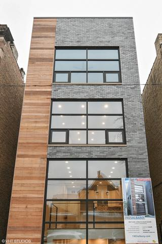 1905 N Albany Avenue #2, Chicago, IL 60647 (MLS #10254194) :: Leigh Marcus | @properties