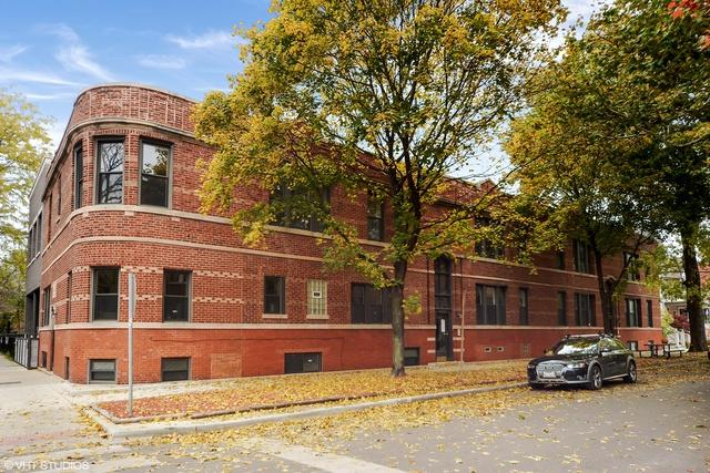 1956 W Bradley Place 1E, Chicago, IL 60613 (MLS #10254313) :: Leigh Marcus   @properties